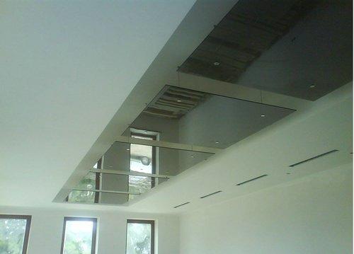 стеклянный потолок 1